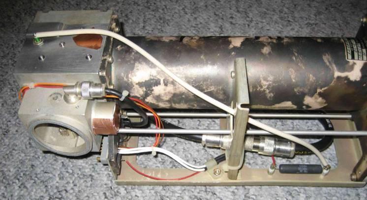 Am 6155. AM RF Deck on MHz by K4HV